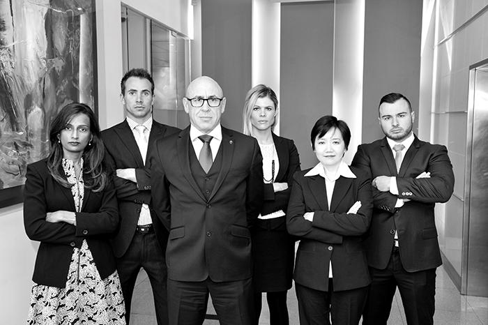 Altius Partners Team